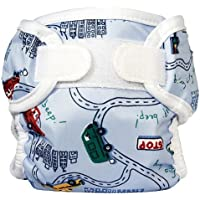 Image: Bummis Super Whisper Wrap Diaper Cover | Guaranteed lead, phthalate and BPA free | combines extreme functionality and the latest in cloth diapering technology