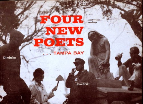 ({Autograph} David Wade / Tampa Bay: The Poetry Of Four New Poets, Booklet & Lp Set Signed. (1966))