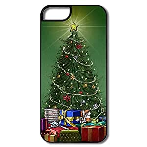 Christmas Drawing Funny Hard Case For IPhone 5/5S cover for iphone waterproofase for iphone