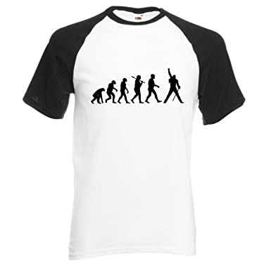 Evolution of a Rock Icon shirt