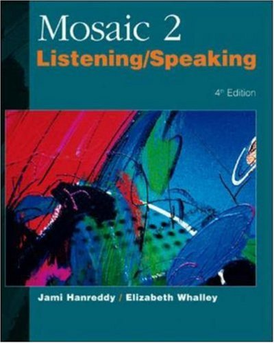 Mosaic 2: Listening/Speaking