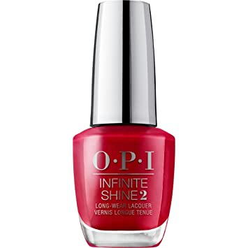 OPI Infinite Shine, Long-Wear Nail Polish, Reds