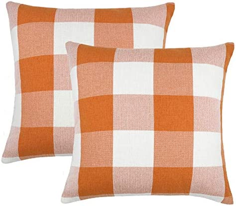 4TH Emotion Buffalo Cushion Farmhouse product image