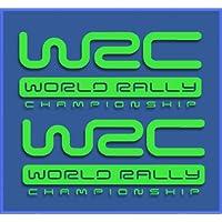 PEGATINAS WRC RALLY DR1009 VINILO ADESIVI DECAL AUFKLEBER