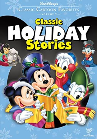 Mickeys Christmas Carol Dvd.Amazon Com Classic Cartoon Favorites Vol 9 Classic