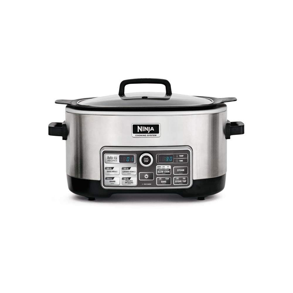 Ninja Multifunctional 6 Quart Pre Programmed Slow Cooker (Certified Refurbished)