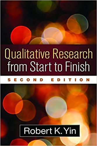 Qualitative Research from Start to Finish cover image