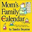 Mom's Family Calendar 2004 (Workman Wall Calendars)