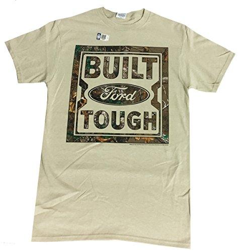 Ford Realtree Camo Built Ford Tough Logo (Built Ford Tough Logo)