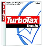 Software : TurboTax Basic 2003
