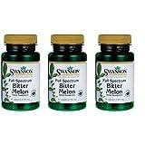 Cheap Swanson Bitter Melon 500 mg 60 Caps 3 Pack