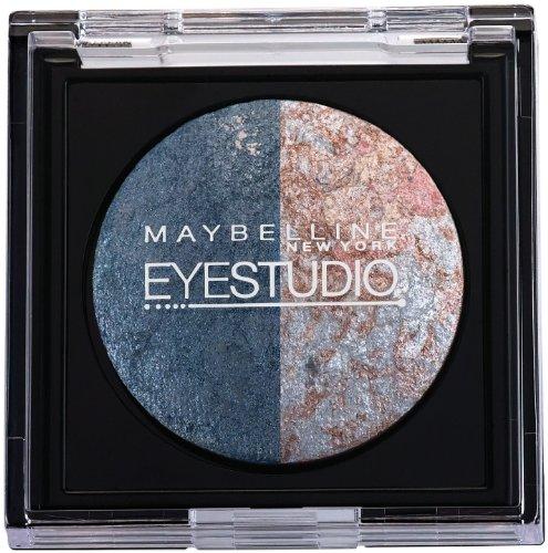 (Maybelline New York Eye Studio Color Pearls Marbleized Eyeshadow, Silver Starlet 90, 0.09 Ounce)