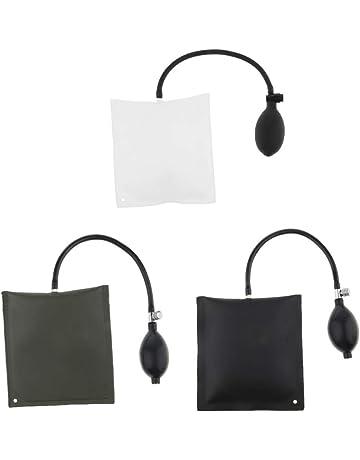Sharplace 3pcs Bomba de Aire Nivel Bolsa de Cuña Repuesto Herramientas Manual de Jardin Oficina Hogar