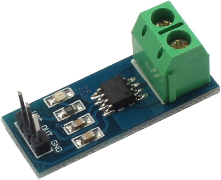 5PCS ACS712 5A range Current Sensor Module ACS712 Module ACS712