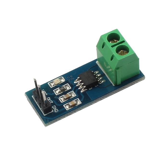Gaoxing Tech. 5Pcs ACS712 Módulo del sensor de la corriente del ...