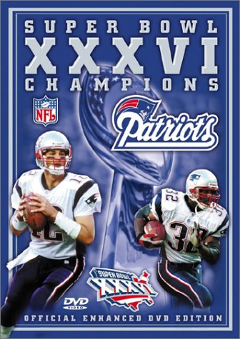 Super Bowl Xxxvi   New England Patriots Championship Video