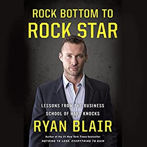 Rock Bottom to Rock Star Hörbuch