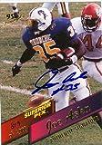 Autograph Warehouse 31858 Joe Aska Autographed Football Card College Football44; Oklahoma