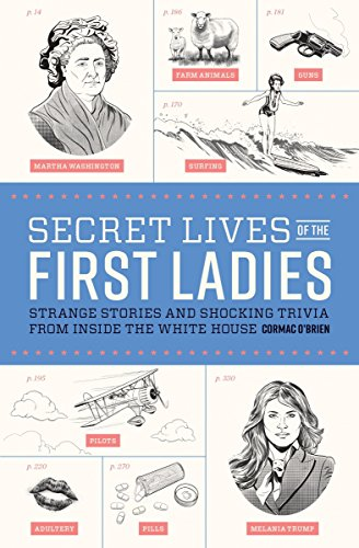 Secret Lives of the First Ladies: Strange Stories and, used for sale  Delivered anywhere in Canada