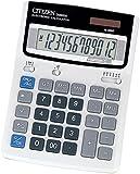 シチズン デスクトップ型電卓(12桁表示) DM6005Q