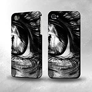 American Horror Story Personalized Cover Case with Hard Shell Protection for SamSung Galaxy S4 I9500 Case lxa#310684