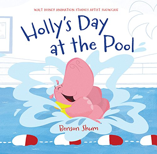 Holly's Day at the Pool: Walt Disney Animation Studios Artist Showcase