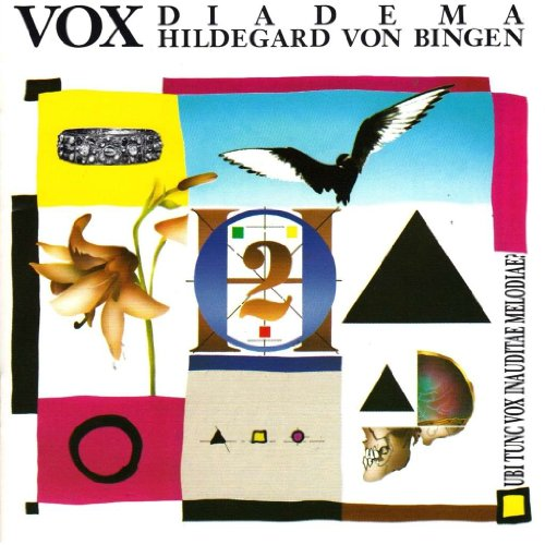 Portative Organ (Diadema / Composed by Hildegard Von Bingen; Performed by Vox [German Import Pressing])