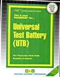 Universal Test Battery (UTB), National Learning Company, 0837338298