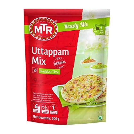 MTR Uttappam Breakfast Mix, 500g