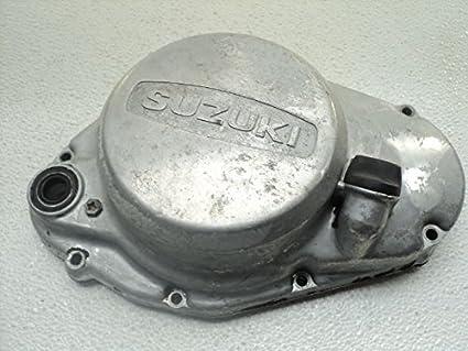 Amazon com: Suzuki TS185 TS 185#5263 Engine Side Cover
