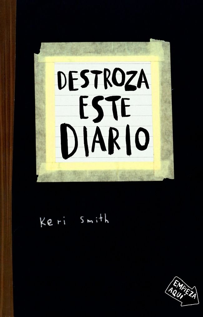 Destroza este diario (Libros Singulares): Amazon.es: Smith, Keri ...