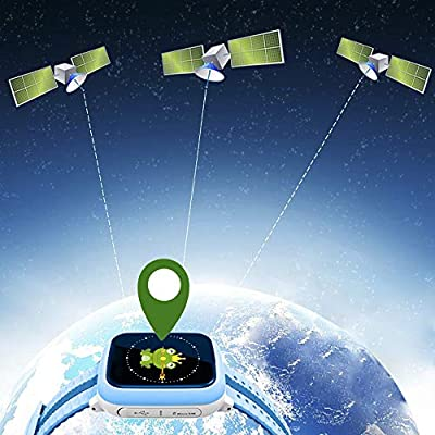 DAM. DMAB0061C30 Smartwatch GPS Especial Niños, Función De ...