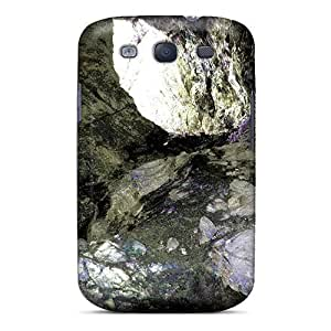 Anti-scratch And Shatterproof Brosso Story Phone Case For Galaxy S3/ High Quality Tpu Case