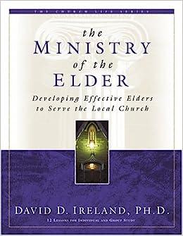 Apostles, Elders & Other Ministries