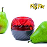 FlyFix Fruit Fly Trap (Reusable) (1, Red/Gray)