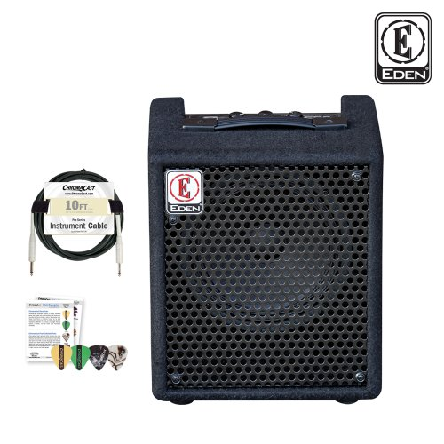 Eden Electronics E Series JB-EC8-U-KIT-1 Bass Amplifier Cabinet by Eden Electronics