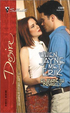 book cover of When Jayne Met Erik