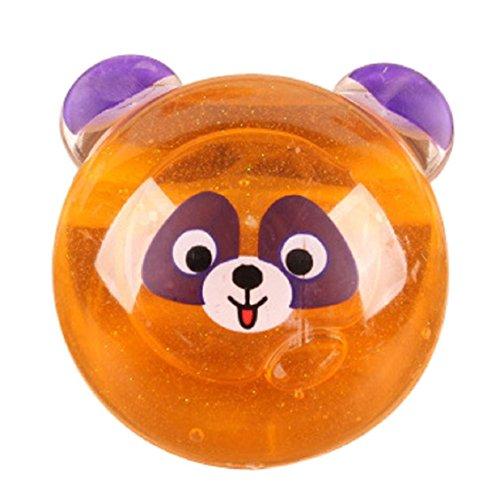 Sexy Toy Soldier (Naladoo Kid Toys Clay Slime DIY Crystal Mud Play Transparent Magic Plasticine Toy (Orange))