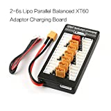 Best Lipo Battery With Charging - nidici XT60 Lipo Battery Charger 2-6S Parallel Balanced Review
