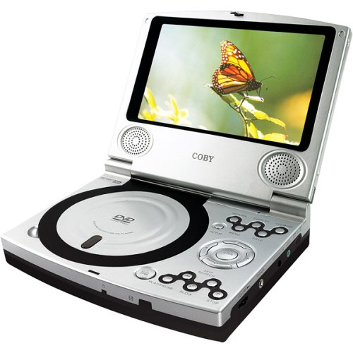 Coby tf-dvd7100 portable dvd player manual.