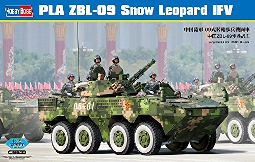 Hobby Boss PLA ZBL-09 Snow Leopard IFV Vehicle Model Building Kit ()