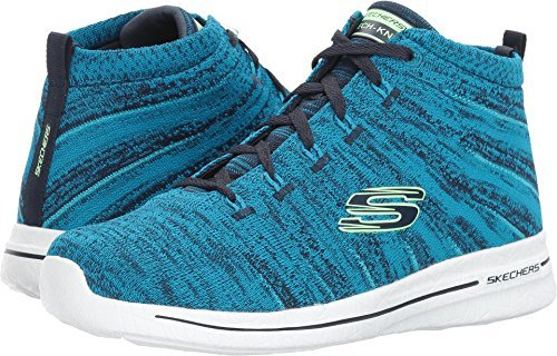 SKECHERS Women's Burst 2.0 - New Edge Navy 8.5 B US (Edge Skechers)