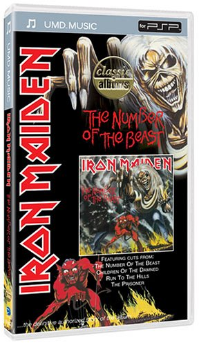 Iron Maiden - Number of the Beast Classic Album [UMD for PSP] by Eagle Rock Ent (Image #1)