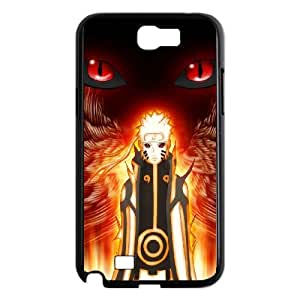 Samsung Galaxy N2 7100 Phone Case Cover Black Naruto EUA15985797 Phone Case Customized 3D