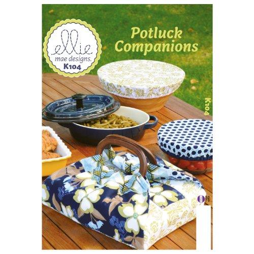- Kwik Sew K0104 Potluck Companions Sewing Pattern, No Size
