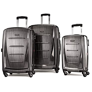 Samsonite Winfield 2 Fashion Hardside Spinner 3 Piece Luggage Set