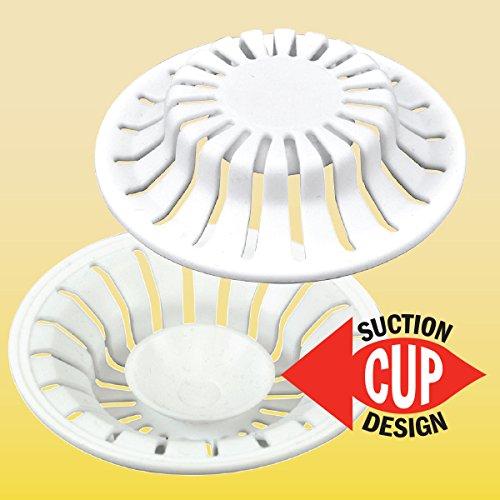 DANCO Suction Hair Strainer,