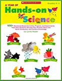 A Year of Hands-On Science, Lynne Kepler, 0545074754
