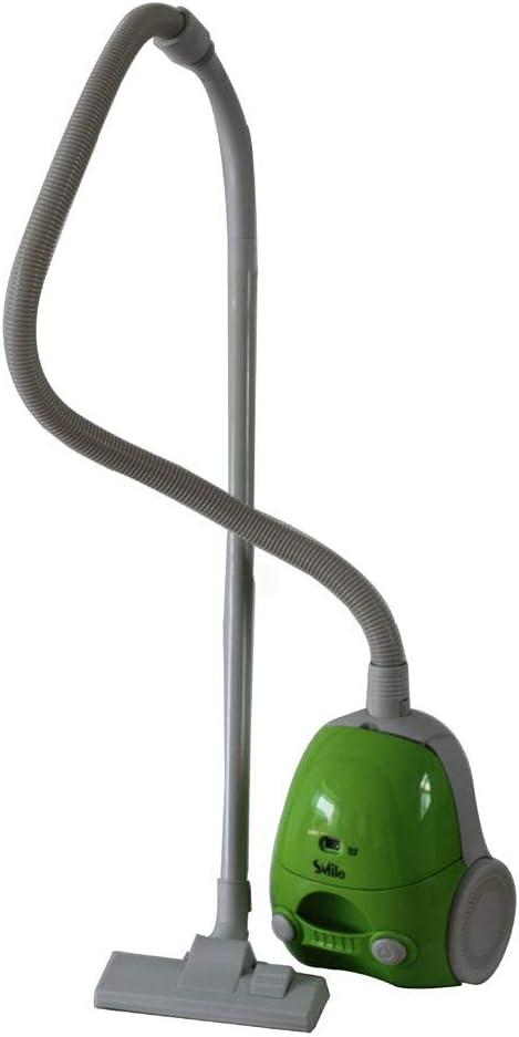 Aspirador horizontal doméstico 1200W de alta potencia mini aspirador pequeño multifunción cabezal de cepillo silencioso: Amazon.es: Hogar