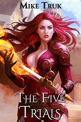 The Five Trials (Tsun-Tsun TzimTzum Book 1) cover